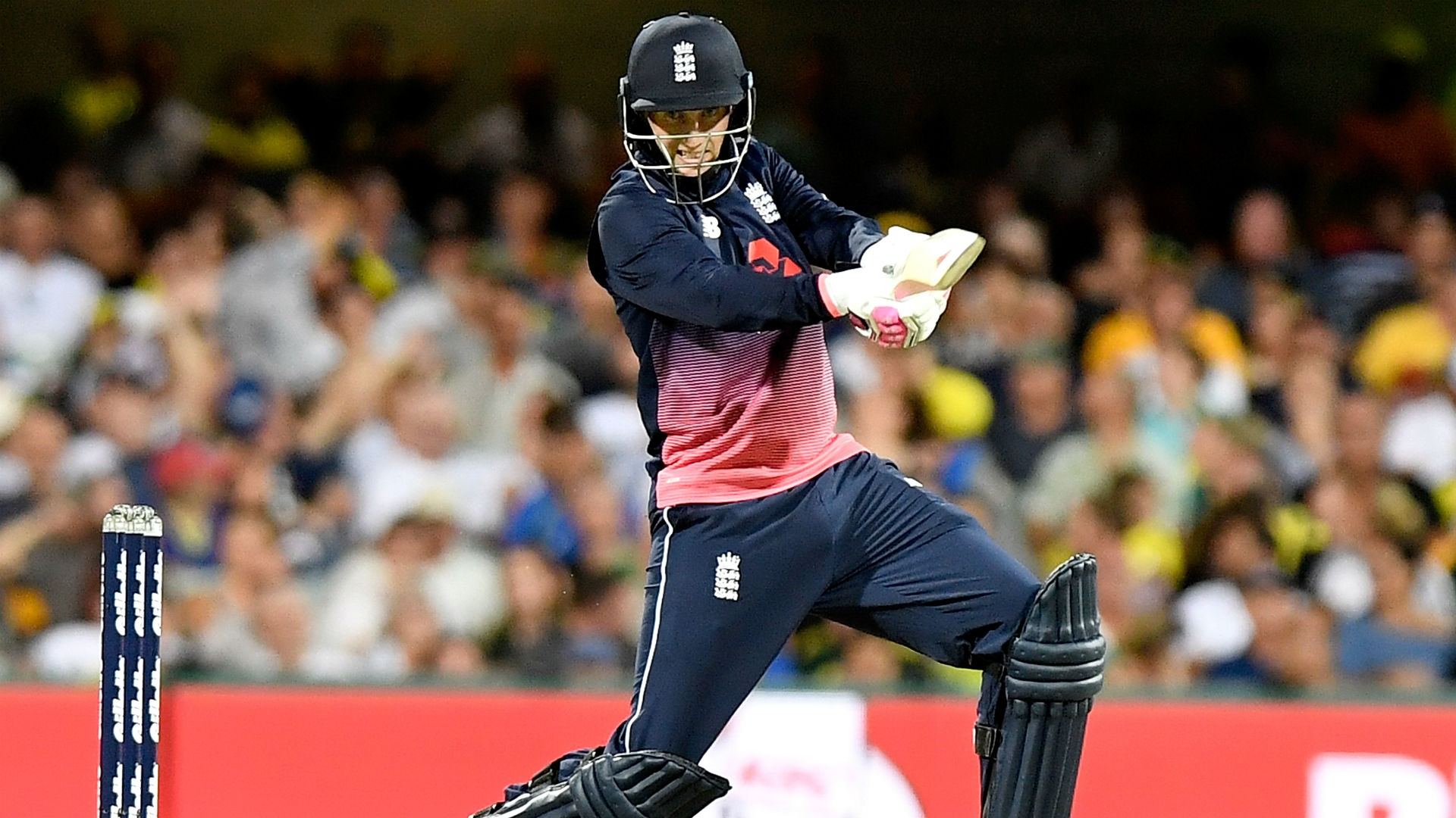 Article image for England cruise to 2-0 lead despite Finch century