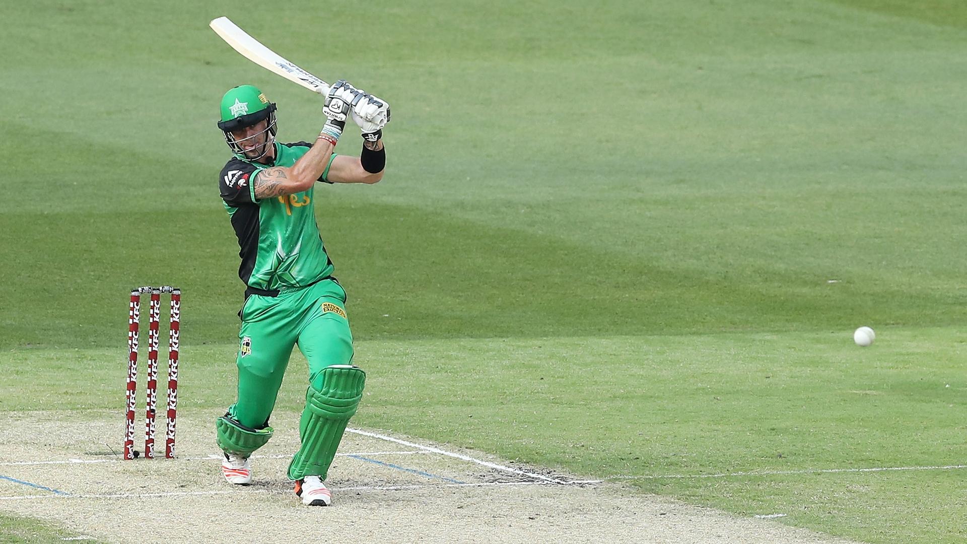 Article image for Pietersen helps Stars shock Hurricanes in final game