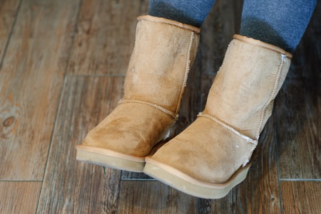 "Are you suffering from ""ugg boot foot""?"