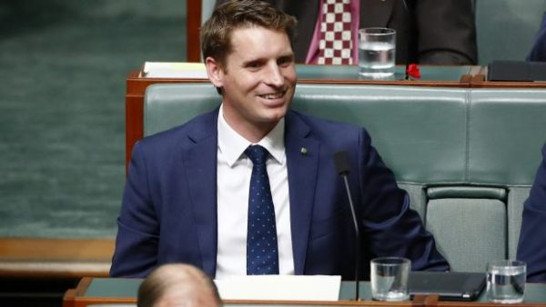 Andrew Hastie on Jim Molan and Barnaby Joyce
