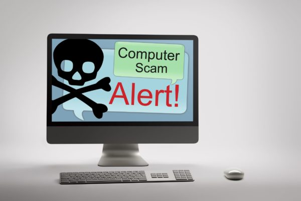 MP gets scam message the day of scam watch initiative launch