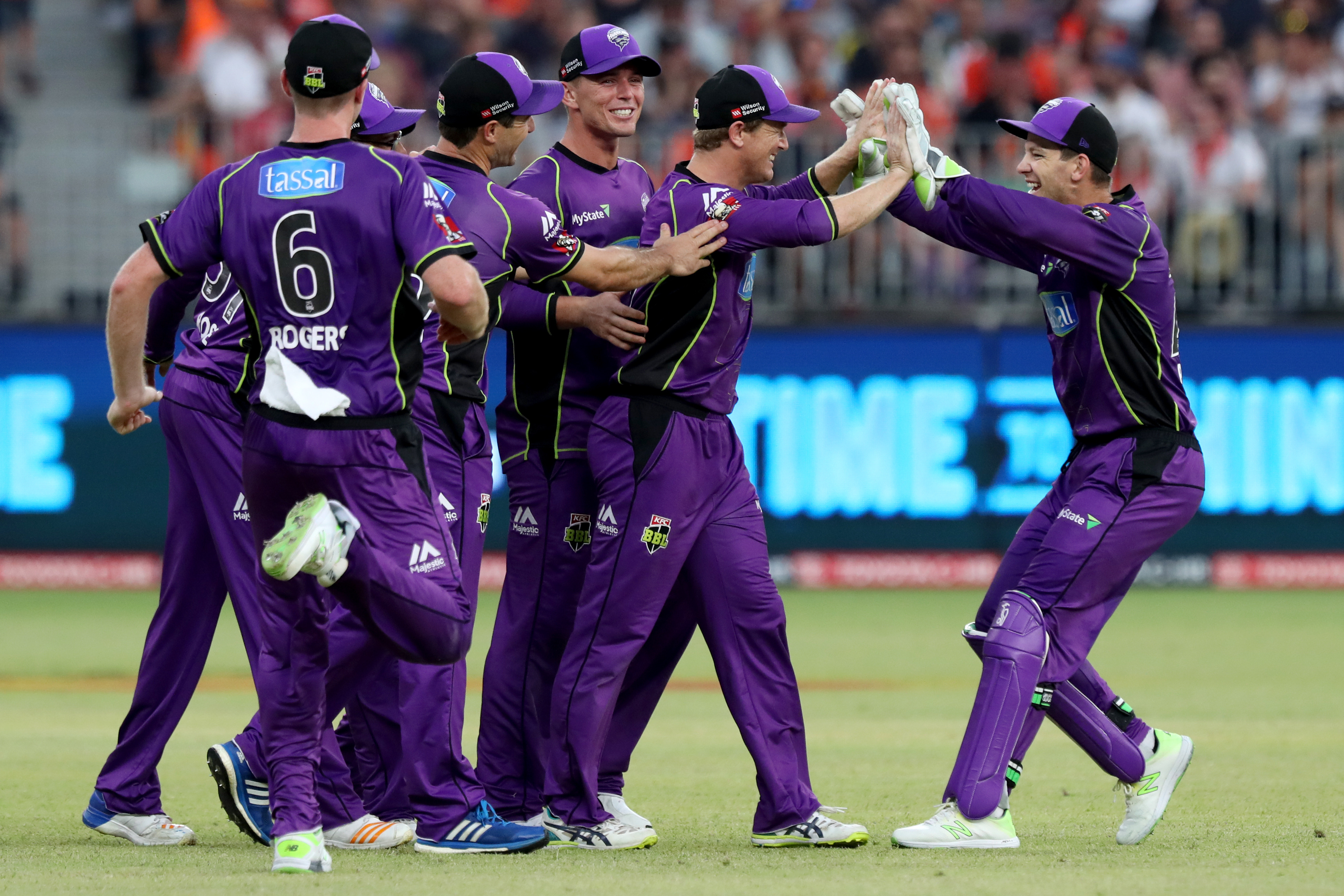 Scorchers burnt as Hurricanes head to the big dance!