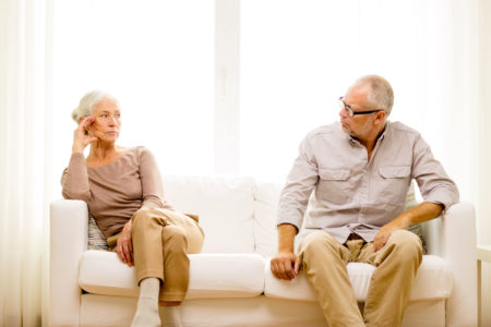 Romantic relationships and retirement