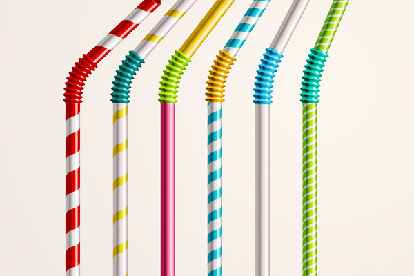 Plastic v Bamboo Straws
