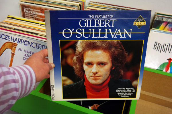 Gilbert O'Sullivan on court cases, the spotlight and being shy