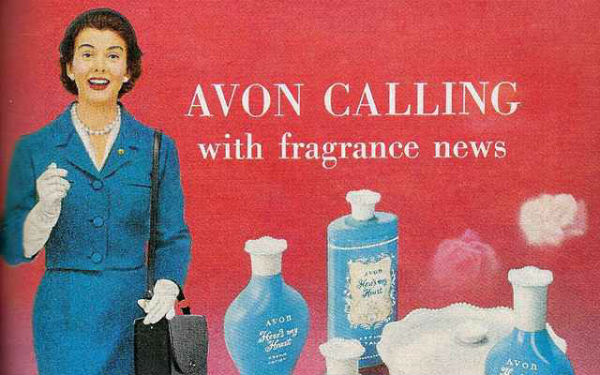 Avon (no longer) Calling