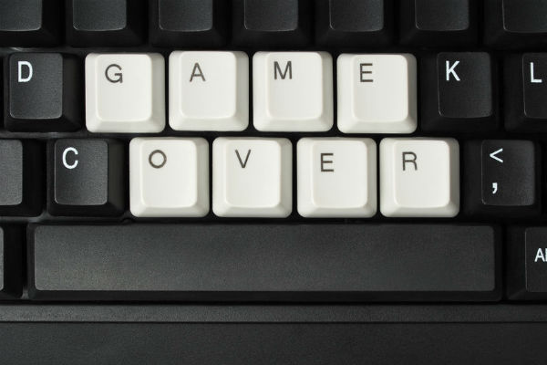 Game over,  Online games helping criminals.