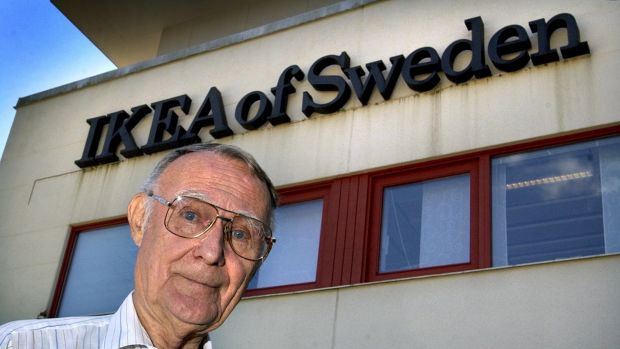 How IKEA founder assured company's independence for generations
