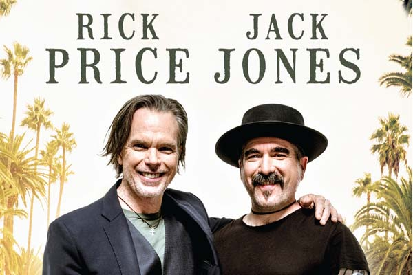 California Dreaming: Rick Price and Jack Jones