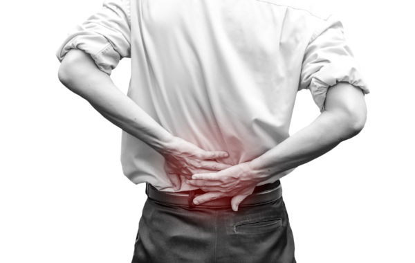 Back pain a big issue for Aussies