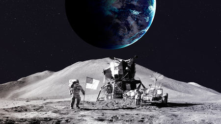Apollo 16 Astronaut coming to Perth