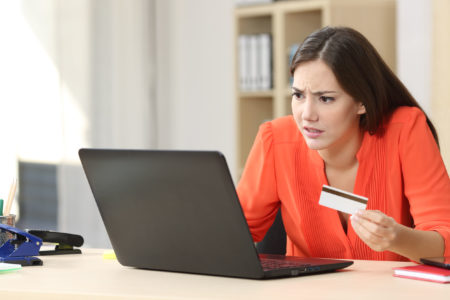 Unhappy online customers casting votes with wallets