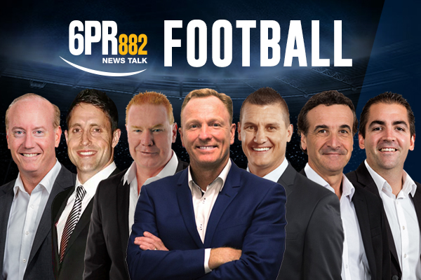 Article image for 6PR Football Broadcast Schedule: Round 22