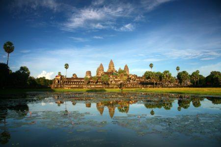 Steve 'Grumpy' Collins in Cambodia