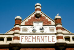 Chris Carmody talks about his book about Fremantle Yesterday's Heroes