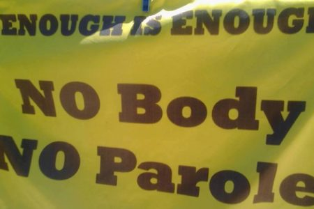 No body, no parole laws pass State Parliament