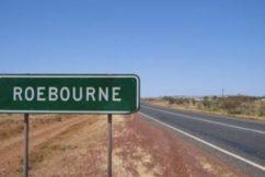 Roebourne resident Wows Steve and Baz