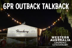 6PR Outback Talkback with Kalyn Dessert from the Hoochery Distillery