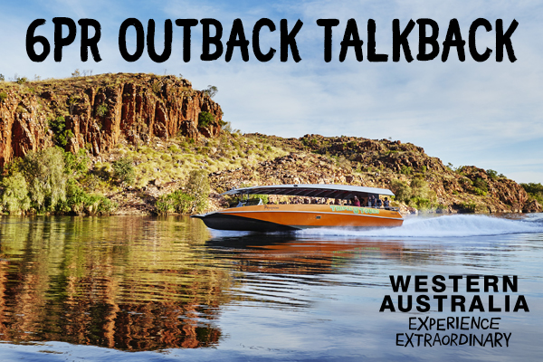6PR Outback Talkback with Dylan Lodge