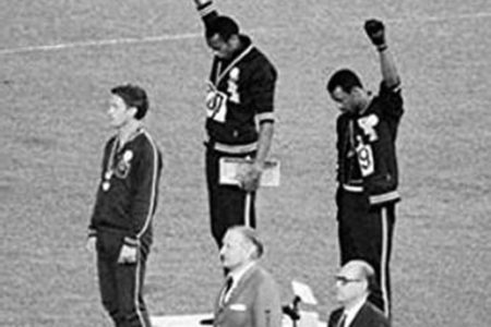50 years since the iconic salute
