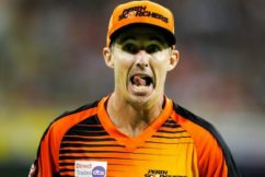 """To see him put in a situation like that just destroys me."" – Brad Hogg"