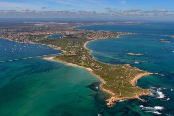 Mangles Bay Marina dumped
