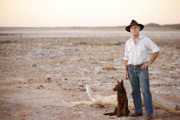 Red Dog's vet makes UK TV debut