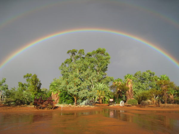 Living on Wooleen Station in the WA Outback