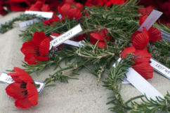 What it's like to be the partner of a veteran on ANZAC Day