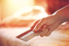 Are credit cards on their way out?