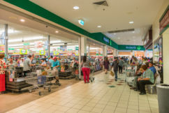 Update causes chaos in Woolworth's stores across the country