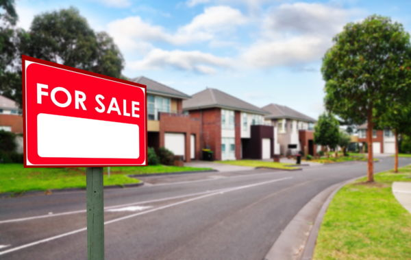Median house price extreme rise