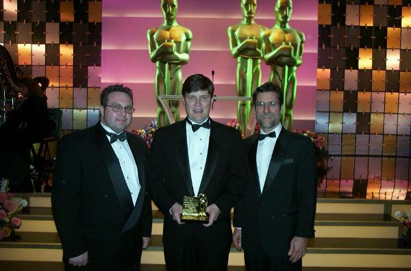 Academy Award winner working with Steve & Baz