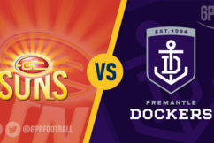 Freo win away at home