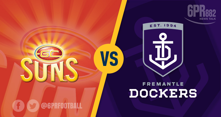 Article image for Freo win away at home