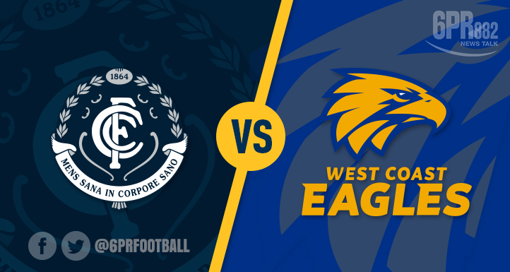 West Coast beat Blues at the MCG