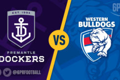 Dockers Down Dogs In David Mundy's 300th