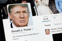 Is Trump addicted to Twitter?