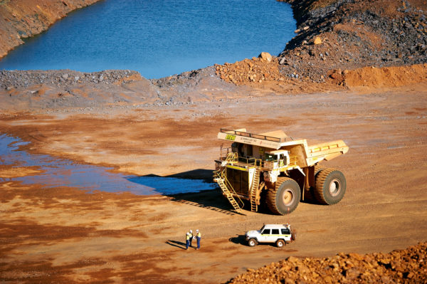 Australia's $90bn mining future