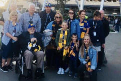 A Perth's Grandfather's last wish granted by 6PR listeners