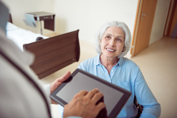 Why the future of aged care depends on technology