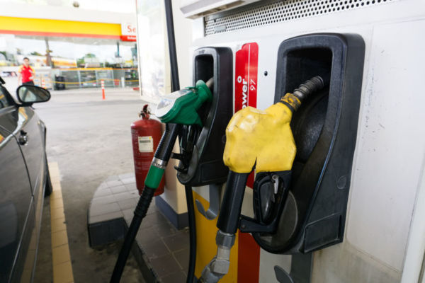 Fuel reserves critically low