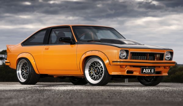 Classic Aussie cars command cash
