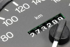 Cost of running a car increases