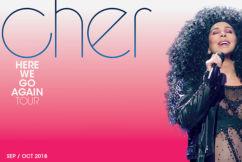 CHER – Here We Go Again