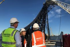 Bridge delay – not finished by May