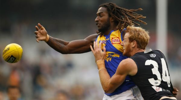 Nic Nat looking tip top