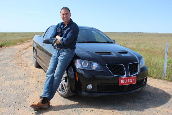 Article image for True Aussie legend: Shannon Noll