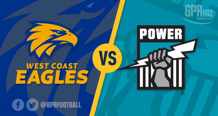 Article image for Eagles switch off Power