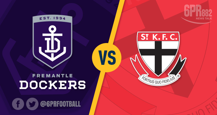 Article image for Freo bounce back over struggling Saints